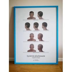 Zdjęcie podglądowe - plakat jest sprzedawany bez ramki.