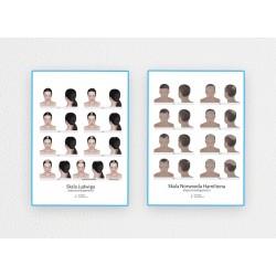 Pakiet 2 plakatów 50x70...