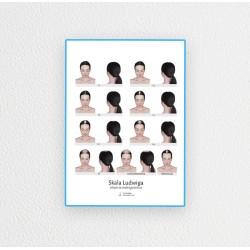 Plakat 50x70cm łysienie...